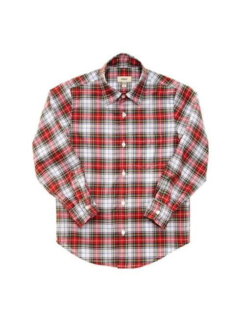 Sherlock Shirt (Red)