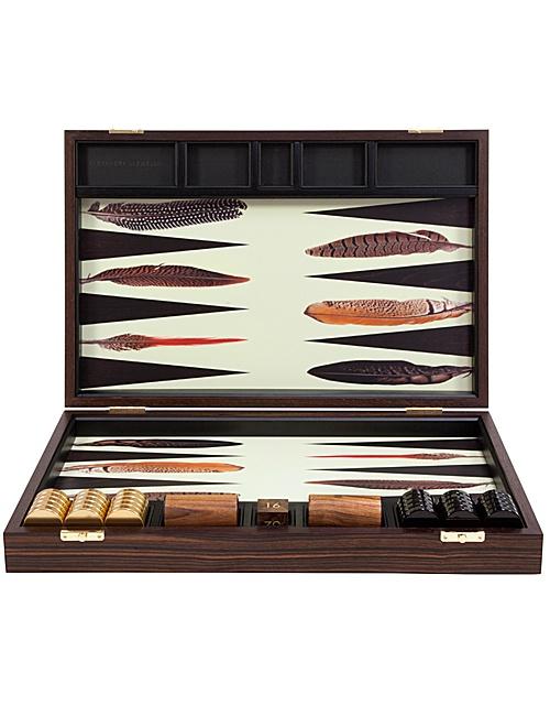 Pheasant Backgammon Board