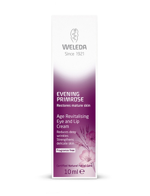 Evening Primrose Age Revitalising Eye and Lip Cream 10ml