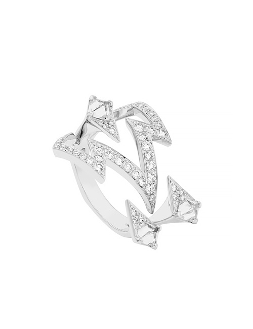 Lady Stardust Bolt Ring