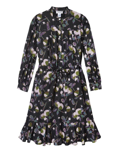 Stella Black Blossom Dress