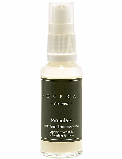 Formula X for Men Multivitamin Liquid Moisturiser
