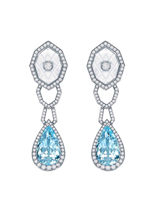 Enchanted Palace Drop Earrings