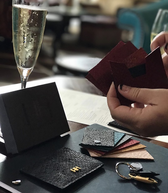 Bespoke Cardholder Exclusive Experience with AITCH AITCH
