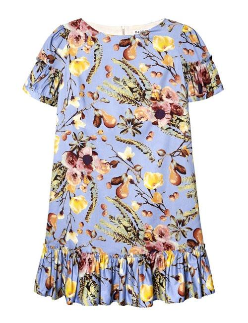 Maybelle Nigella Blue Dress