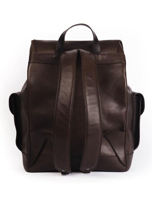 Scier Edition Backpack in Dark Brown