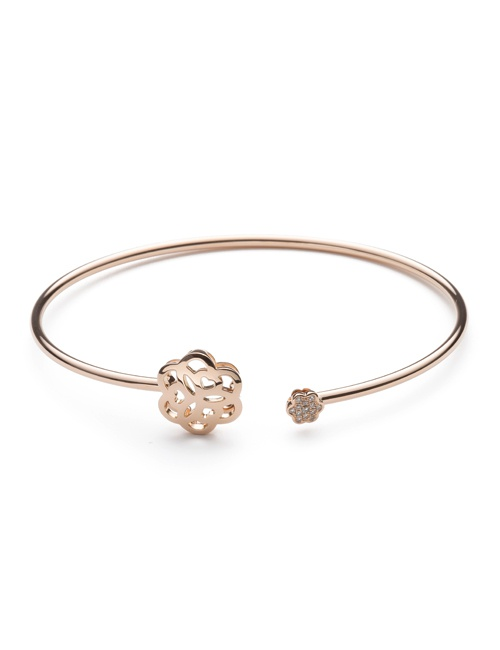 Mandala Collection Bangle Rose