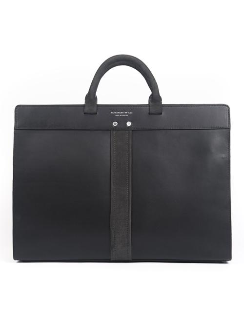 Peploe Edition Briefcase in Black