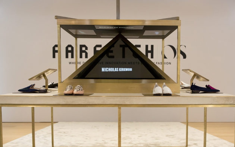 In the News: Farfetch unveils tie-up with Harvey Nichols ahead of £4bn IPO