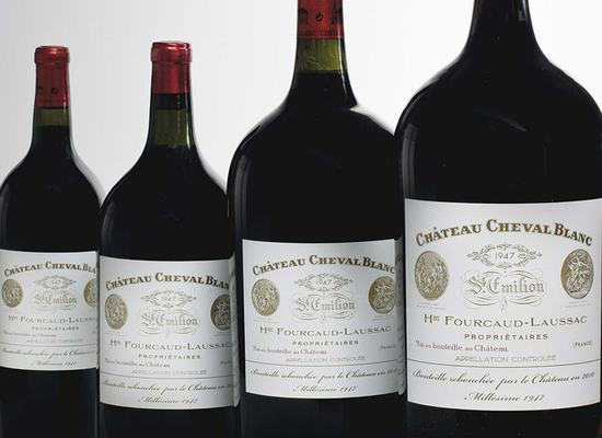 Château Cheval Blanc hero image