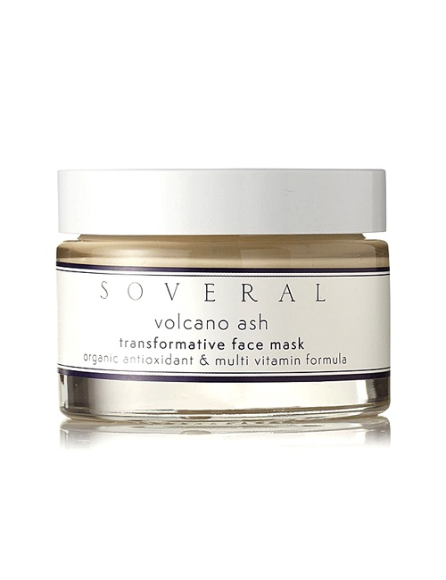Volcano Ash Transformative Face Mask