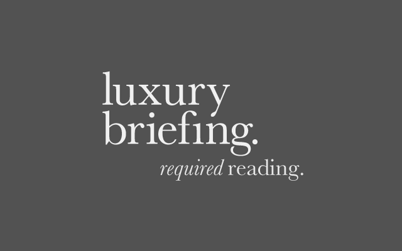 2014 Luxury Briefing