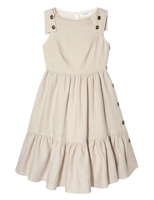 Gemma Hazel Wood Dress