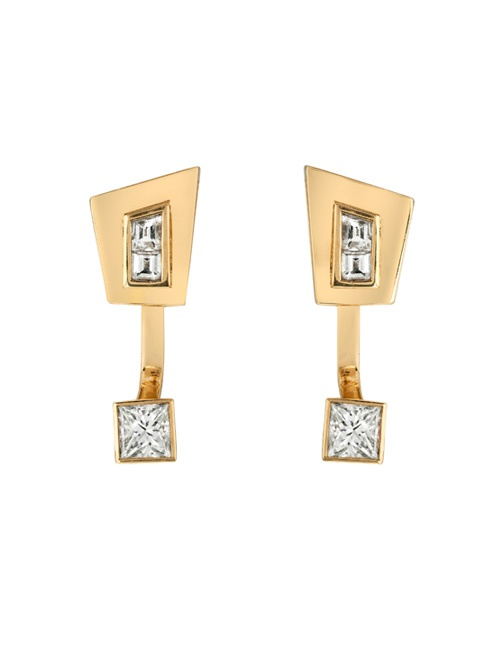 Dynamite Stud Earrings