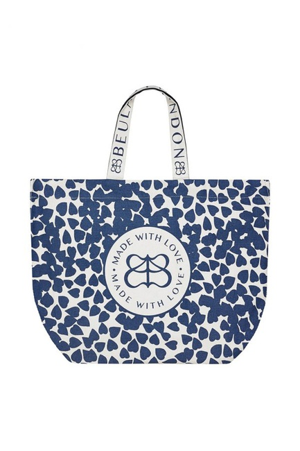 Blue Bag for Love Tote