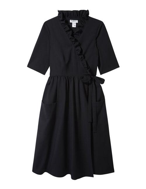 Dalia Black Dress