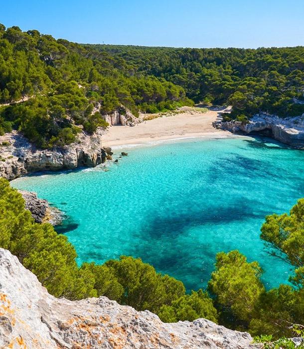 Fitness Retreat in Menorca