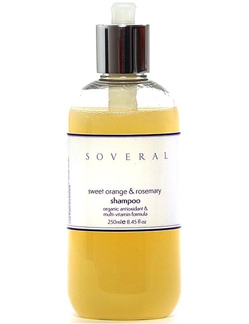 Sweet Orange & Rosemary Shampoo