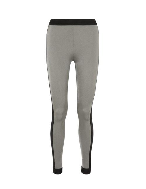 Mahina Kala two-tone stretch leggings