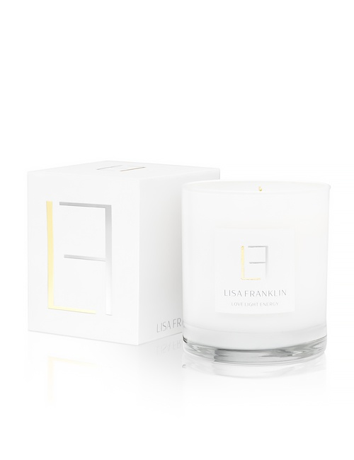 Love Light Energy Candle