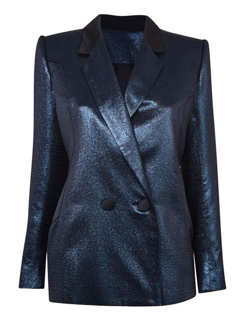 Blue Aphrodite Jacket