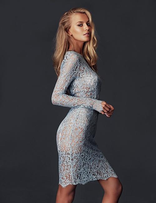 Grace Greige Dress