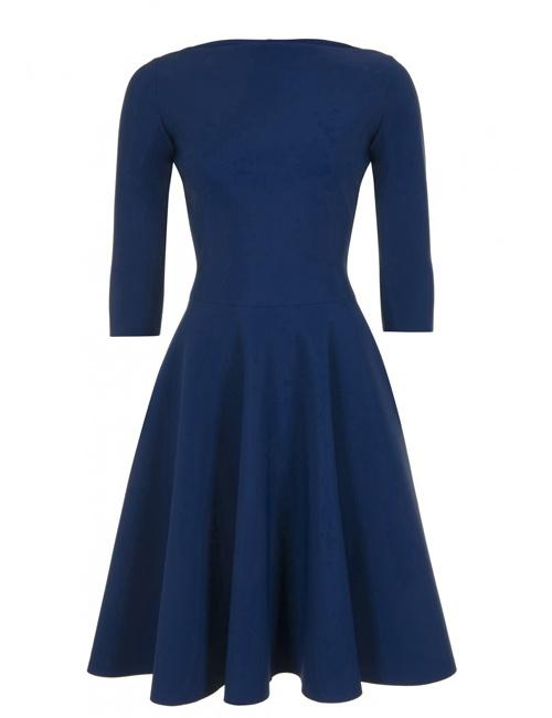 Danielle Flared Dress