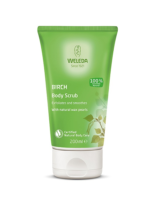 Birch Body Scrub 150mL
