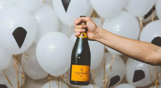 Veuve Clicquot hero image
