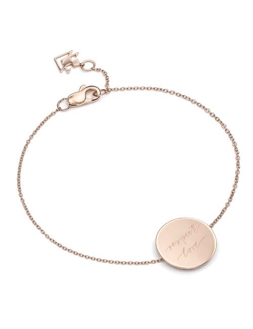 "Respect the Beautiful Bracelet ""Respect Love"""