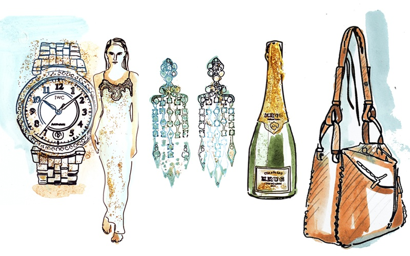 Make it Decadent:  Gifts for the Luxe Lover