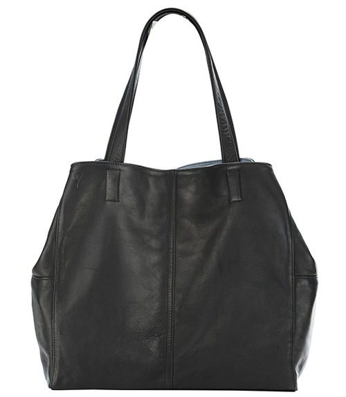 Mary Tote Black