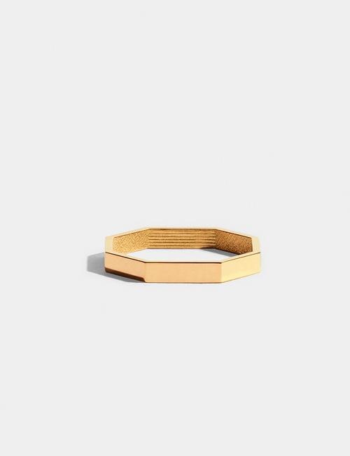 Octogone Ring