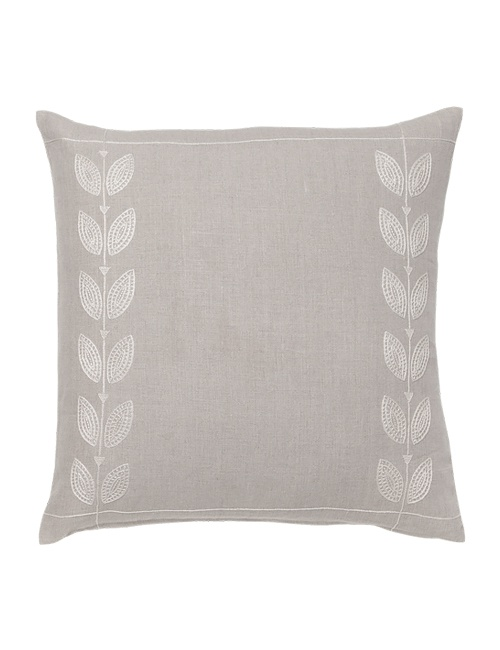 The Cream Petal Cushion Cover