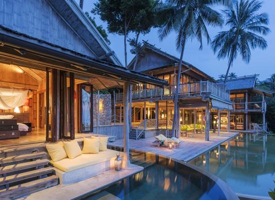 Soneva Kiri Resort hero image