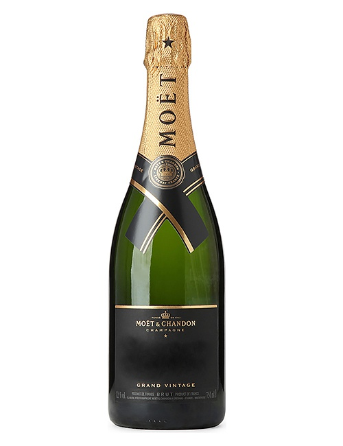 Grand Vintage Champagne with Gift Box 750ml
