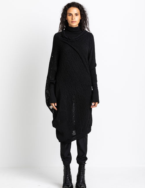 Knee-Length Jumper