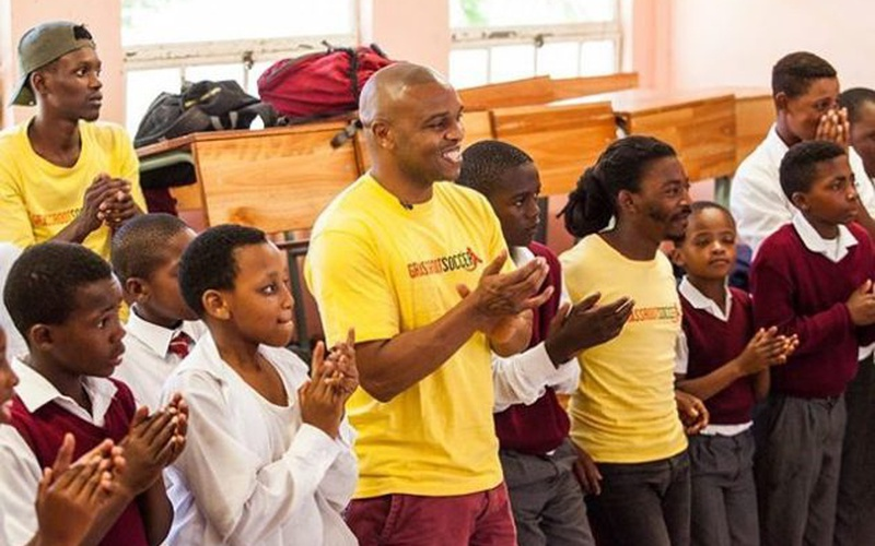 Quinton Fortune's Latest Project Proves Football Is More Than Just A Game
