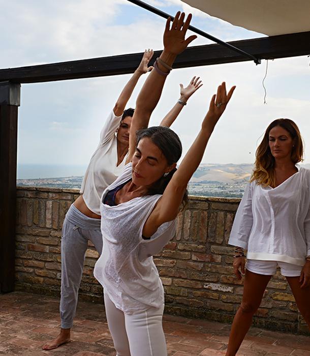 Immersive Dance in Italy