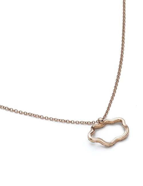 Golden Clouds Collection Necklace Single Cloud