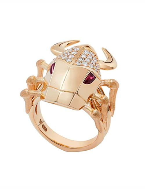 Jitterbug Toro Beetle Ring