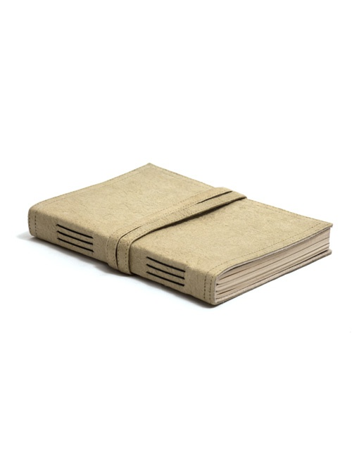 Grey Beige Kalanti Travel Journal