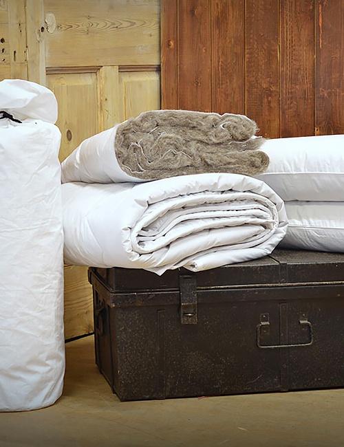 Alpaca Wool Duvet Bedding Set