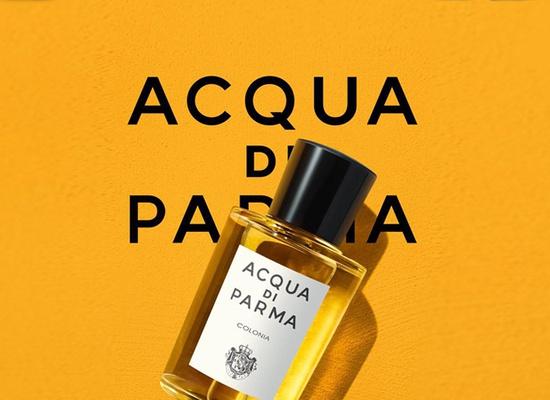 Acqua di Parma hero image
