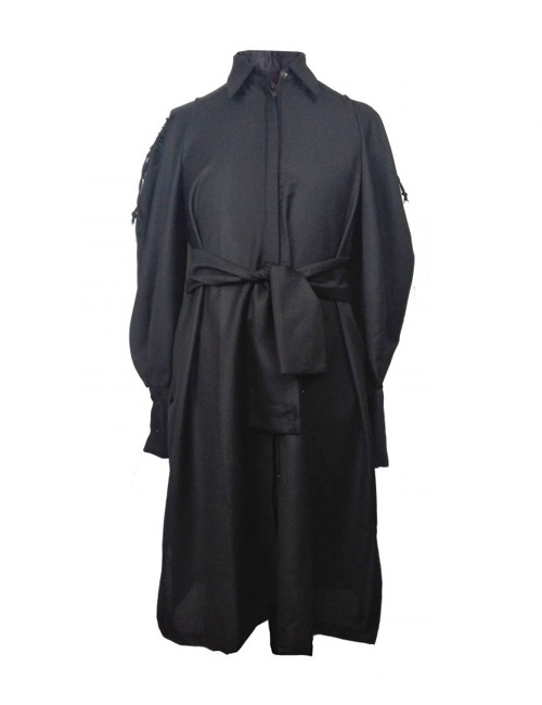 Maude Dress Black