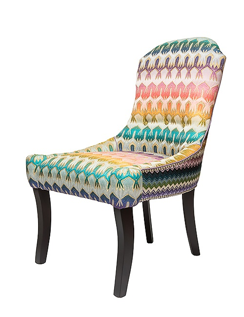 Horatio Dining Chair – Classic Flamboyant