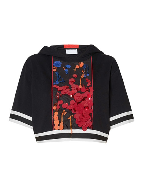 Kai t-shirt with embroidery