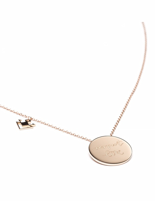 """Respect the Beautiful Necklace """"Respect Love"""""""