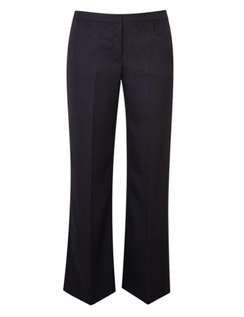 Black Rhea Trousers