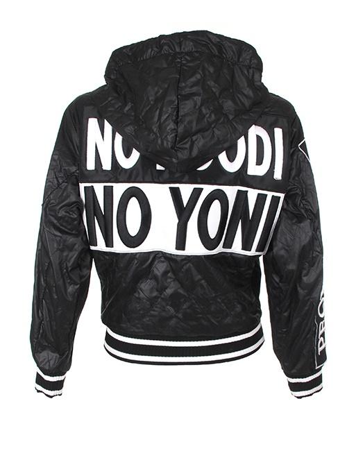 Women's No Hoodi No Yoni Limited Edition